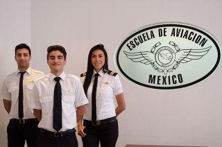 In Zusammenarbeit mit der mexikanischen Escuela de Aviación steigt Airbus 2019 in die ab initio-Pilotenausbildung ein