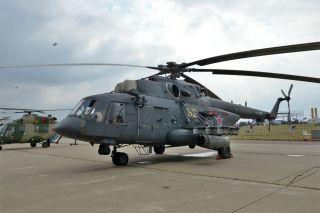 Mil Mi-8 der russischen Luftwaffe