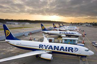 Ryanair Boeing 737 Flotte
