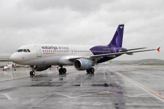Wataniya Airbus A320