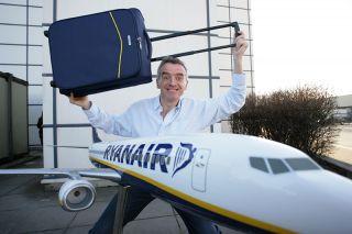 Ryanair CEO Micheal O'Leary