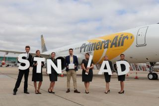 Primera Air in Stansted