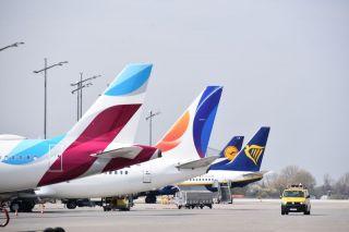 Airlines am Flughafen Nürnberg