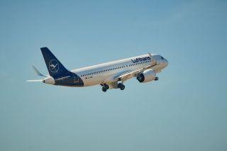 Lufthansa Airbus A320neo