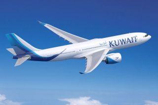 Kuwait Airways Airbus A330-800