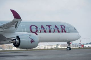 Qatar Airways Airbus A350-1000