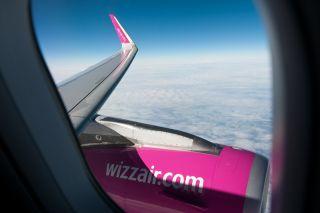 Inflight Wizzair A320