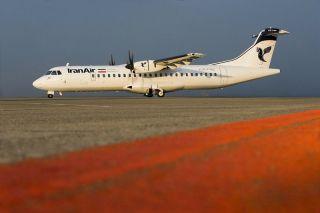 Iran Air ATR 72-600