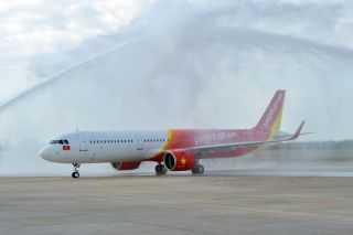VietJet Airbus A321neo