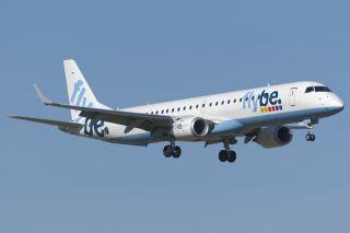 Flybe Embraer E195