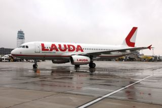 Laudamotion A320 OE-LOB