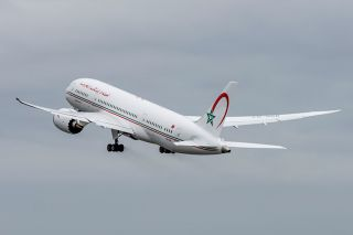 Royal Air Maroc Boeing 787 Dreamliner