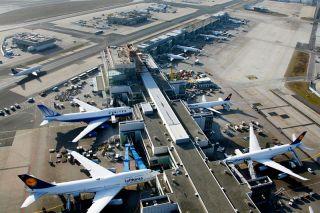 Terminal 1 A Finger Frankfurt