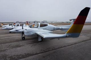 Lufthansa Aviation Training Diamond DA-42