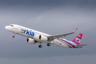 Arkia Airbus A321LR