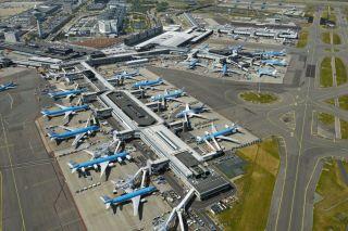 Flughafen Amsterdam-Schiphol