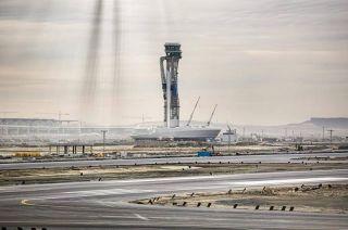 Neuer Flughafen von Istanbul