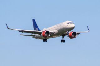 SAS Airbus A320neo