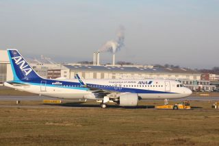 All Nippon Airways Airbus A320neo