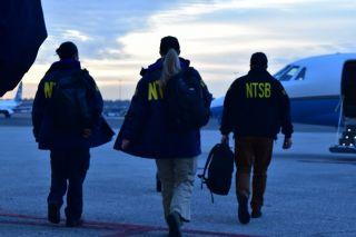 Das NTSB klärt in die USA Flugunfälle auf