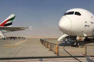 Emirates hat 40 Boeing 787-10 bestellt