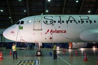 Avianca Brasil Airbus A320
