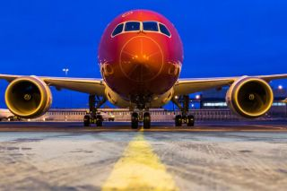 Norwegian Air Boeing 787-Dreamliner