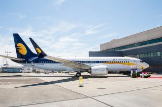 Jet Airways Boeing 737 MAX