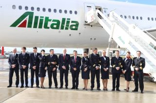 Neustart bei Alitalia