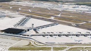 FRA Terminal 3 im Vollausbau