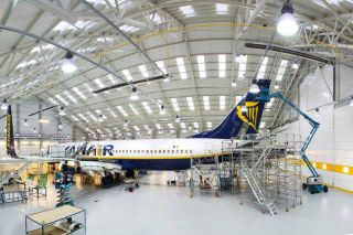 Ryanair-Wartung