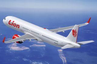 Lion Air Airbus A321neo
