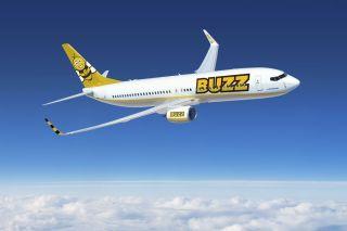 Buzz Boeing 737-800