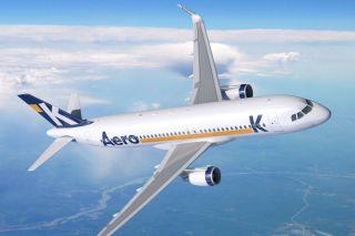 Aero_K Airbus A320