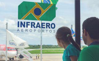 Infraero Brasilien