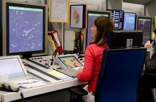 DFS-Kontrollzentrum Langen