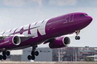 WOW Air Airbus A330-300