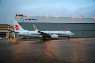 Air China Boeing 737 MAX 8