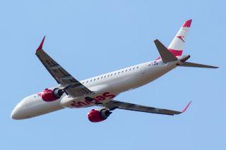 Austrian Airlines Embraer ERJ-195LR