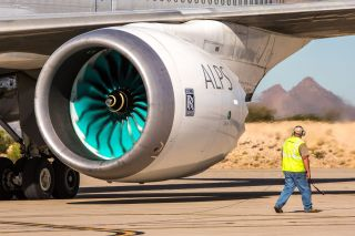 Rolls-Royce Technologieträger ALPS