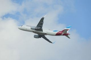 Eurowings Airbus A320-214