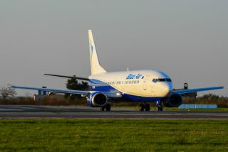 Blue Air Boeing 737-300
