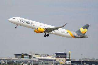Condor Airbus A321