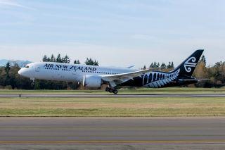 Air New Zealand Boeing 787-9 Dreamliner