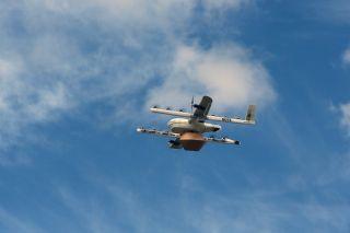 Wing-Drohne