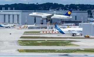 Die Lufthansa mustert ihre erste A320 aus