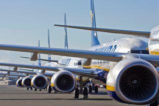 Ryanair Boeing 737NG