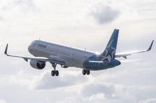 Air Transat Airbus A321LR