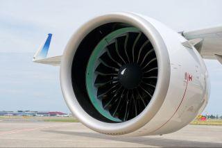 Pratt & Whitney PW1100G an Airbus A320neo