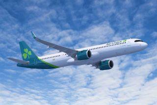 Aer Lingus Airbus A321XLR